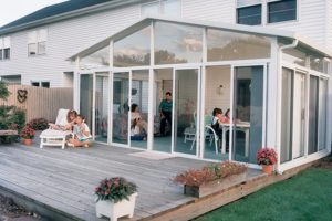 Betterliving Three Season Sunrooms Serving Pa Md Garrety Gl