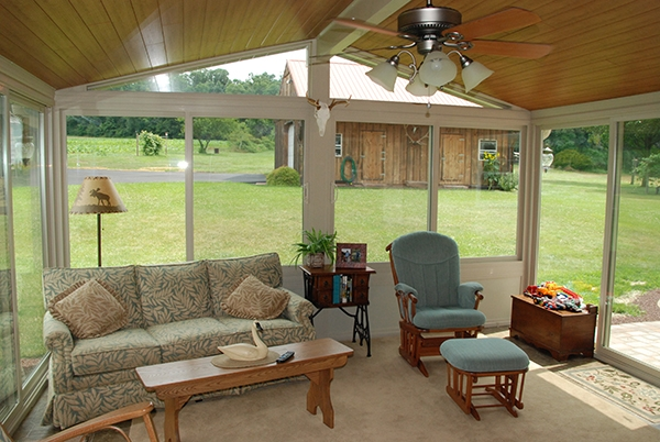 How To Furnish Your Sunroom Garrety Glass