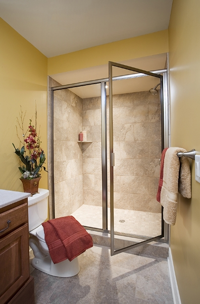 Framed Vs Frameless Shower Doors Garrety Glass