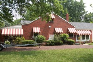 Betterliving Fixed Awnings York Pa Garrety Glass