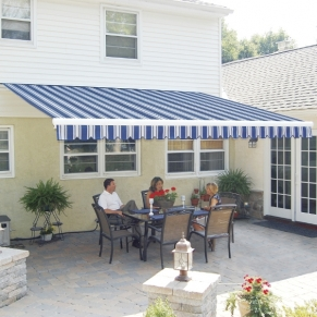 family-outside-awning