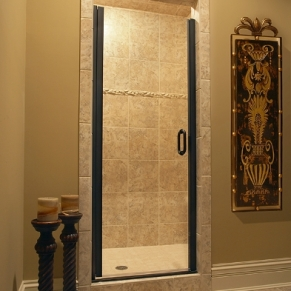 shower-with-black-frame