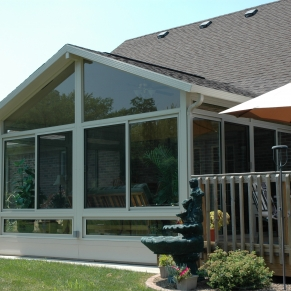 sunroom project in harrisburg pa